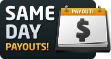 playing your favorite casino games without having to wait for the payout