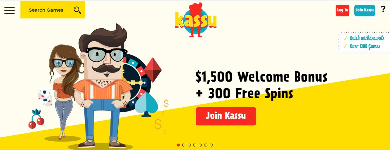 Kassu Casino Site